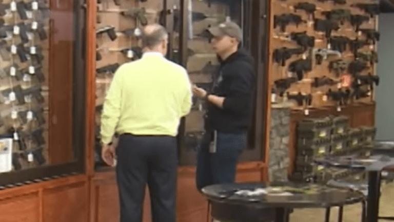 Background checks for guns 'skyrocket' amid COVID-19 pandemic
