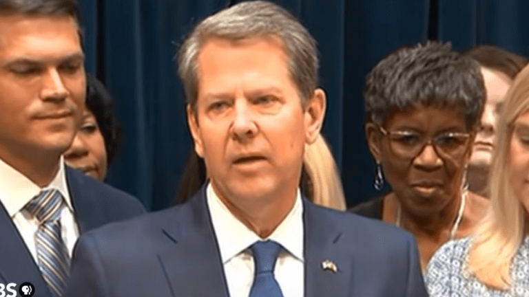 Georgia Gov. Brian Kemp says he didn't know coronavirus could be transmitted by asymptomatic people