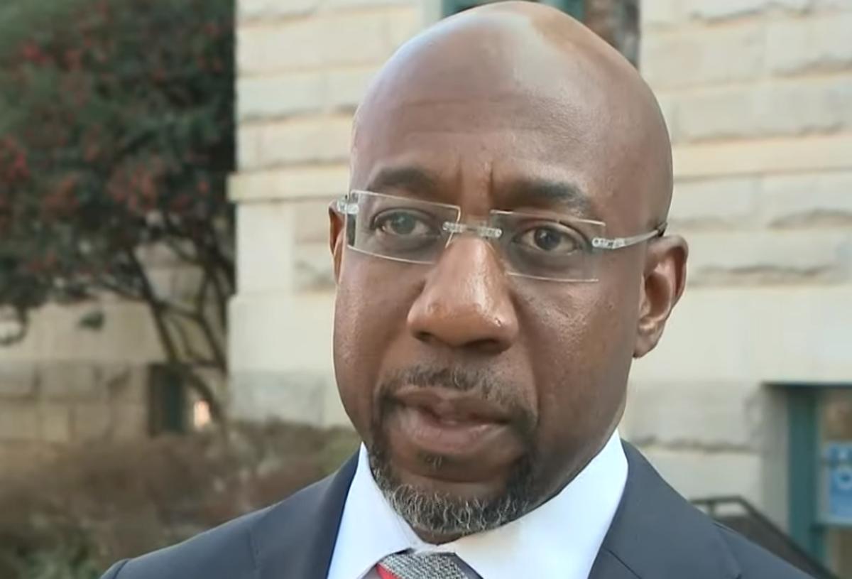 Rev. Raphael Warnock enters Georgia Senate raceRelated